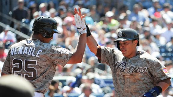 Video - Padres Wins Series With Yankees