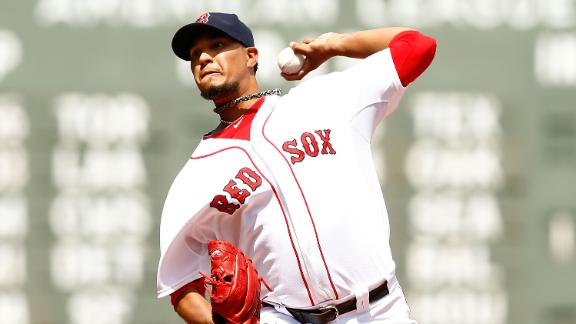 Video - Doubront, Red Sox Shut Out Diamondbacks