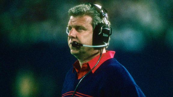 Video - Parcells Enters Hall Of Fame
