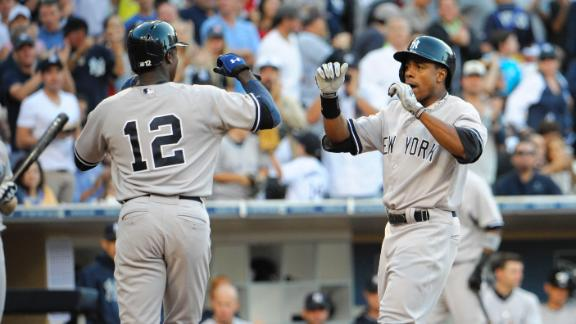 Video - Granderson Homers In Yankees' Win
