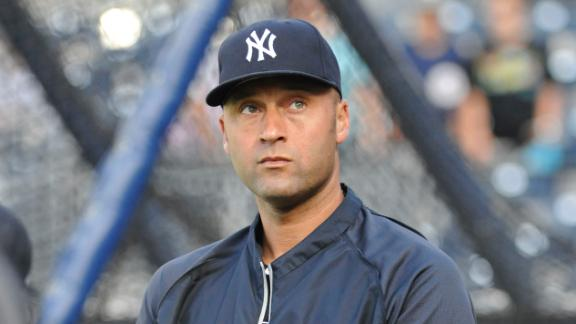 Jeter placed back on DL due to strained calf