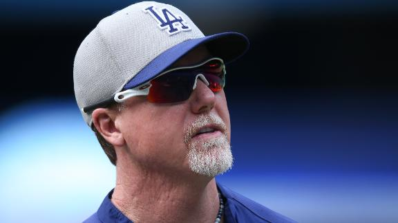Video - McGwire Regretful Of PED Era