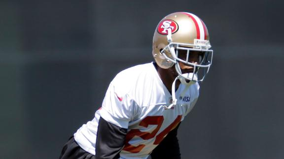 Niners eye CB Wright again with Culliver out
