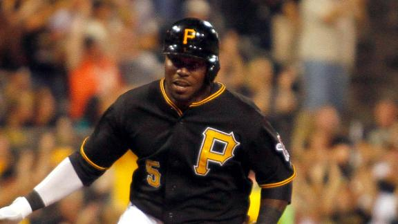 Video - Pirates Rally For Walk-Off Win