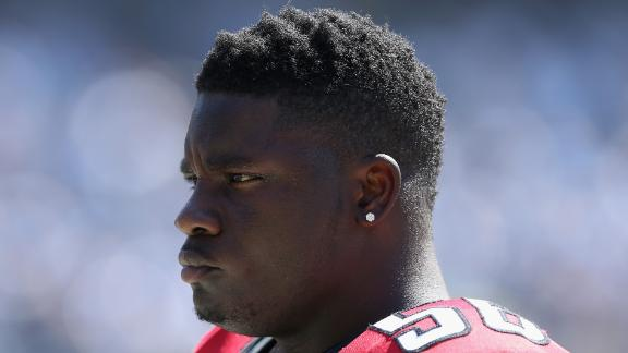 Falcons LB Weatherspoon out indefinitely