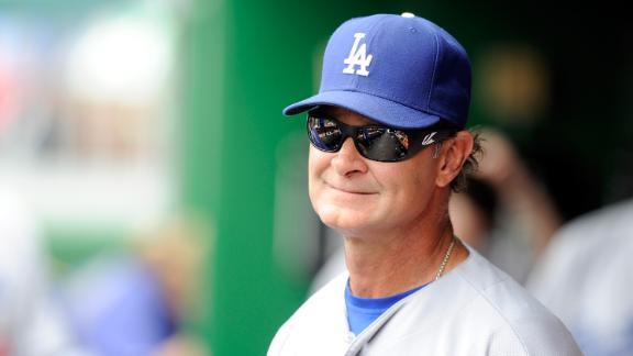 Video - Dodgers Nearly Fired Mattingly