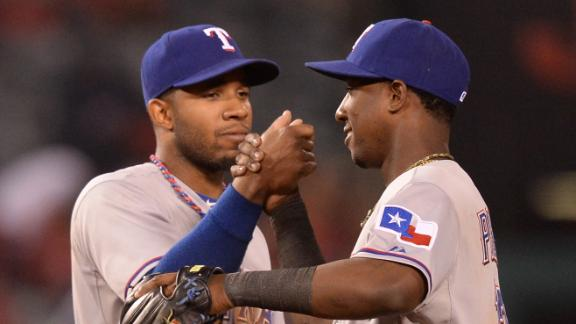 Video - Rangers Power Past Angels