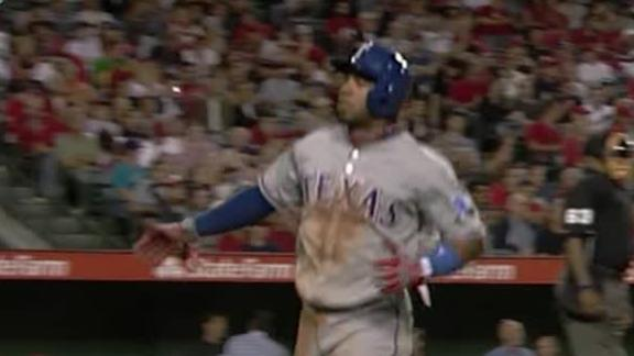 Rangers top Angels, threaten AL West lead