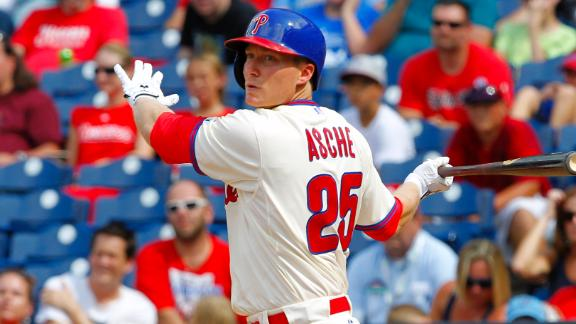 Video - Phillies Rout Cubs