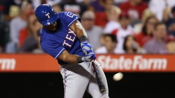 Video - Rangers Cruise By Angels