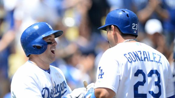 Video - Dodgers Blank Rays