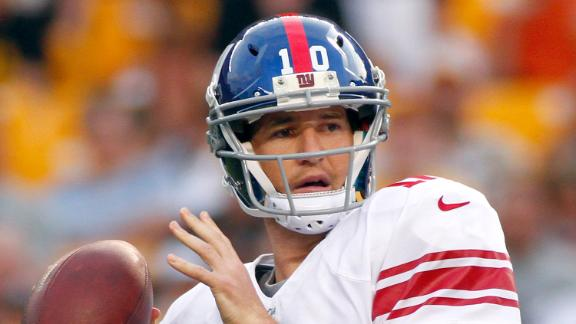 Video - Eli Manning On Giants' Win
