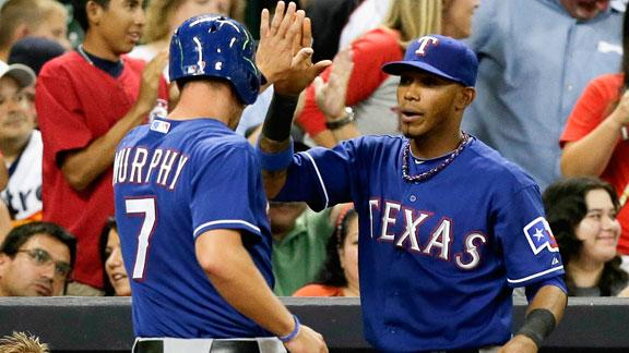Video - Rangers Roll Astros