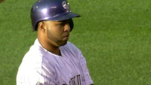 Video - Rockies Crush Liriano, Pirates