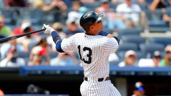Video - A-Rod Homers For First Time In 11 Months