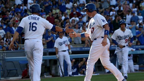 Kershaw baffles Rays as Dodgers get sweep