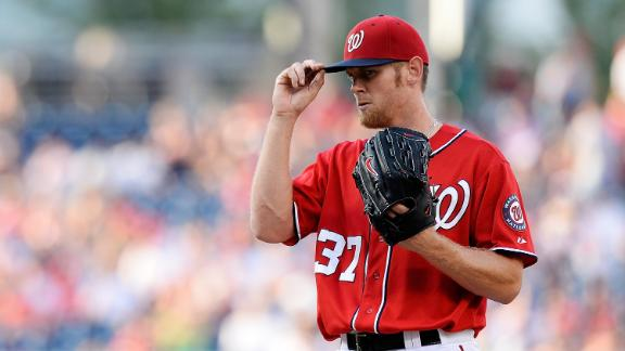 Video - Strasburg Dominates Phillies