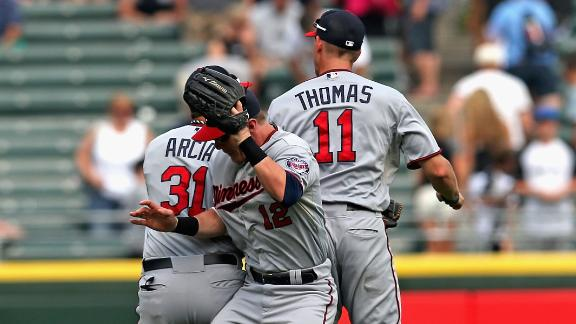 Video - Twins Top White Sox