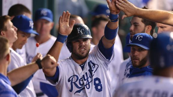 Davis solid in return as Royals keep rolling