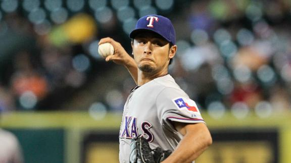 Video - Darvish K's 15 In Dominant Performance