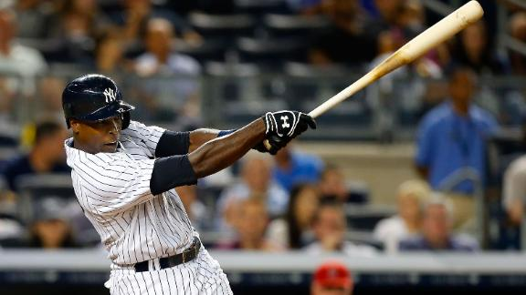 Video - Soriano's Career Night Lifts Yankees
