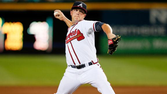 Video - Medlen Leads Braves Past Phillies