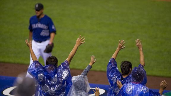 Video - Rockies Crush Padres