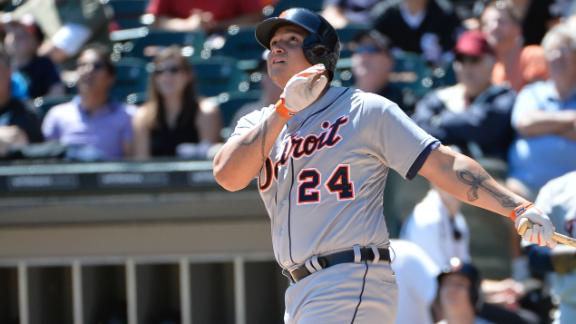 Video - Cabrera Homers In Tigers' Win