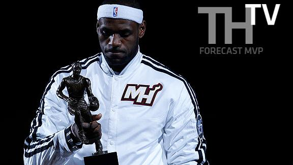 Video - Summer Forecast: MVP