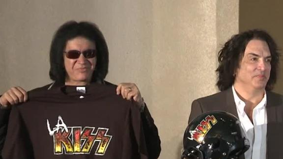 Rock 'n' Roll: KISS awarded L.A. arena team