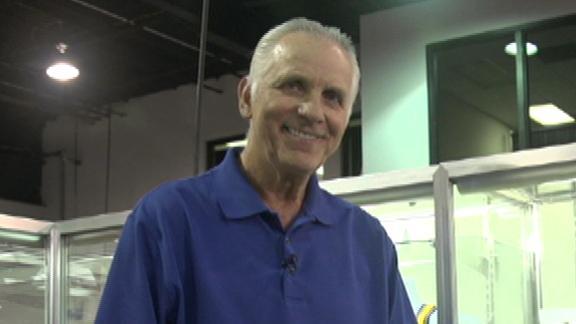 Video - Mint Condition: Jerry Lucas Memorabilia