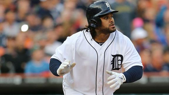 Fielder ends homer drought to power Tigers