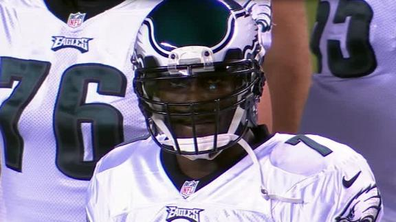 Video - Vick, Foles Sharp In Eagles Win