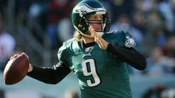 Video - Foles To Start Thursday