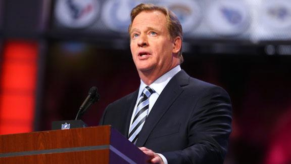 Source: Goodell's role holding up HGH testing