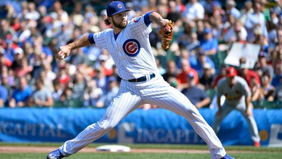 Video - Arrieta, Cubs Blank Cardinals
