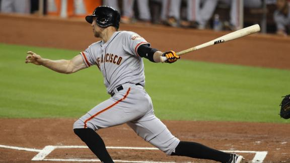 Video - Giants Power Past Marlins