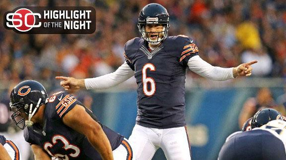130816 Wilbon on Bears' preseason look