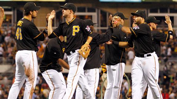 Video - Pirates Roll Diamondbacks
