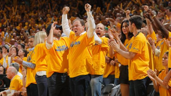 Video - Warriors Valuation Looks Golden