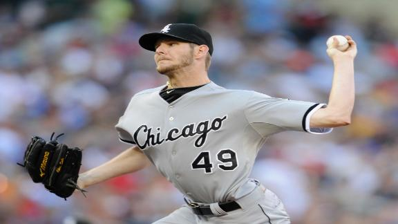 Video - Sale Helps White Sox Past Twins