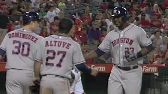 Video - Astros Stun Angels
