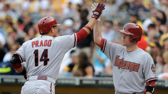 Video - Diamondbacks Crush Pirates