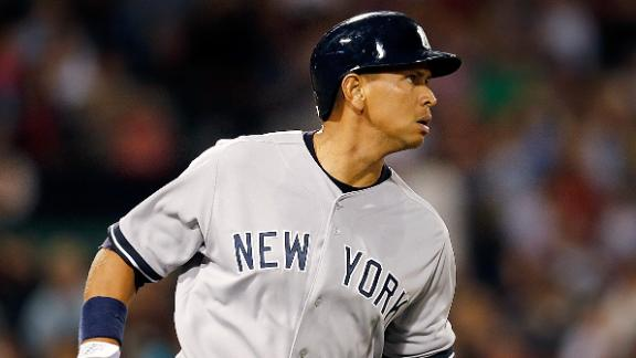 Yanks GM 'not comfortable' talking to A-Rod