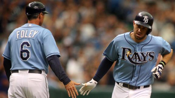 Video - Rays Walk Off Against Blue Jays