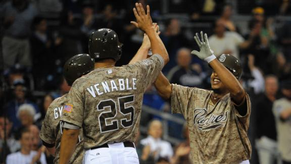 Video - Padres Walk Off Against Mets