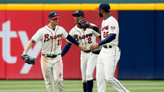 Braves edge Nationals, extend NL East lead