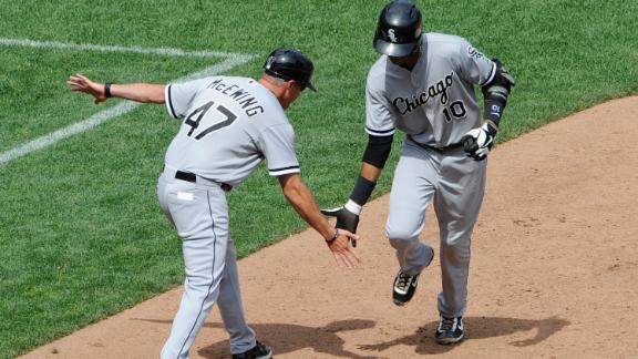 Ramirez, Santiago get White Sox by Twins
