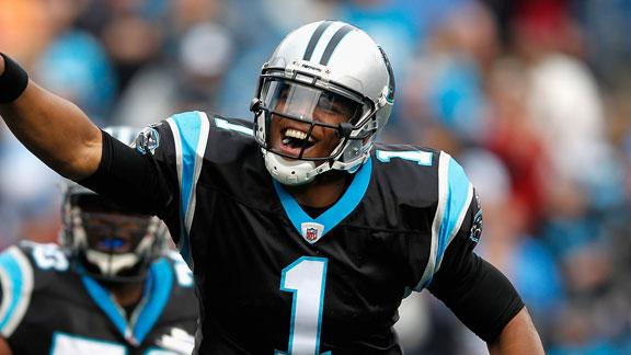 Video - NFLRanks: Cam Newton