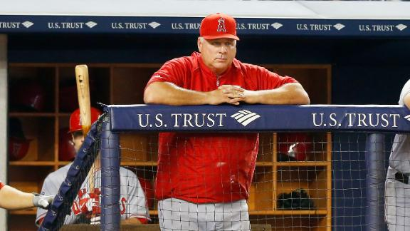 Scioscia refutes 'philosophical' rift with GM